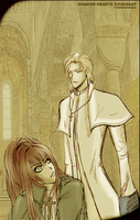 shadow hearts covenant - Nicolai and Karin by FiammahGrace