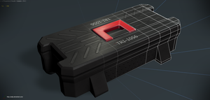 Low-Poly Tool box by adijs