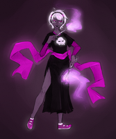 Grimdark Rose by Omnomnom-Monster
