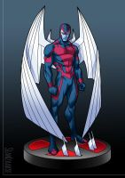 Archangel by sean-izaakse