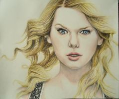 Taylor Swift by JeremyOsborne