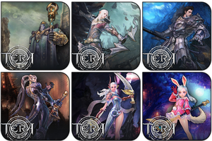Tera Rising 11 Races Pack by griddark