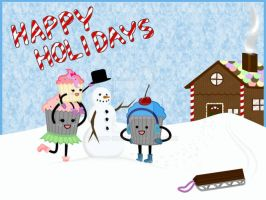 Happy Holidays 2007 by chat-noir