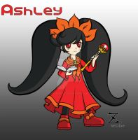 Ashley by Master-Zelos
