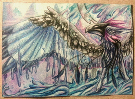Lawless - ACEO by LetheDreamer