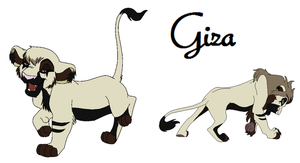 Giza outlander lion auction by TomisAnimals