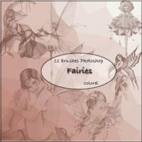 fairies by libidules