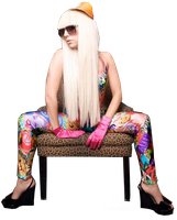 lady gaga png 5 by partyinthecircus