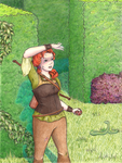 Navigating the Labyrinth by snow-white-kt