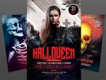 Halloween Flyer Bundle vol.02 by styleWish