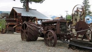 Fordson Tractor and more by videodude1961