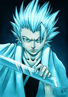 Dragon-Boy Hitsugaya by nocturnalMoTH