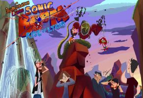 BrainScratchComms - Sonic Boom: Rise of Lyric by Toxodentrail