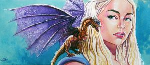 Daenerys Final by RodGallery
