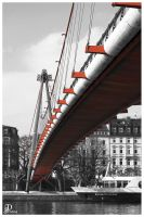 Frankfurt am Main - bridge by Denis90