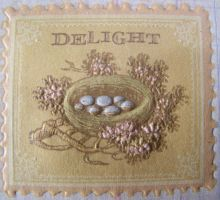 Tag - Word: Delight by Gracies-Stock