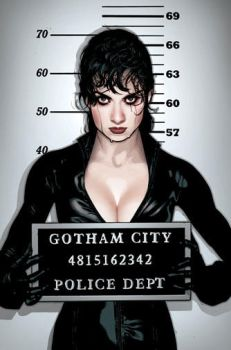 Catwoman Cover 51 by AdamHughes
