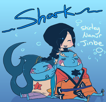 OP Jaws by Nire-chan