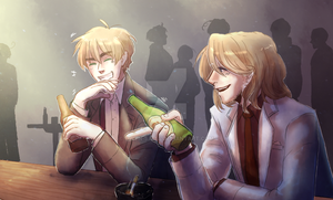 APH Bar Talk by Owyn-Sama