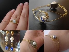 Bella Swan Jewelry by Sompy-Stuff