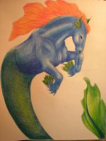 Hippocamp Color by TheKittyGnome