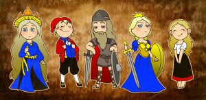 The Original Nordics by humon