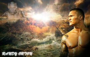 WWE Randy Orton by Gogeta126