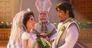 Eugene and Rapunzel in Tangled Ever After by TangledxEpicFan