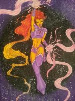 Starfire by Comix-Chick