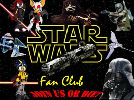 The Starwars Fan Club by DarthSami