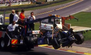Ligier JS27 (Great Britain 1986) by F1-history