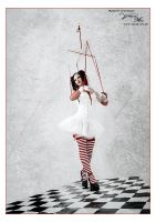 the puppet III by madame-grotesque