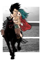 DBZ Romance by Nightfable