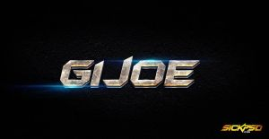 G.I. Joe Movie Photoshop Layer Style FREE by Industrykidz