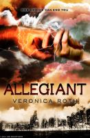 Allegiant Cover First Draft by Sashi0