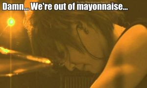 Damm... We're out of mayonnaise - Kai Meme by Me-The-Manga-Fan101