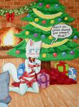 Commission: Early XMas Gift. by taeshilh