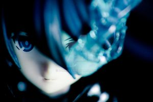 figma Black Rock Shooter - 2 by g4ronk