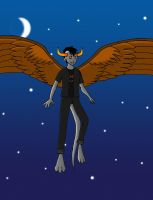 Tavros: Take to The Sky by CelticDragonQueen