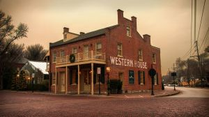 Western House by RollingFishays