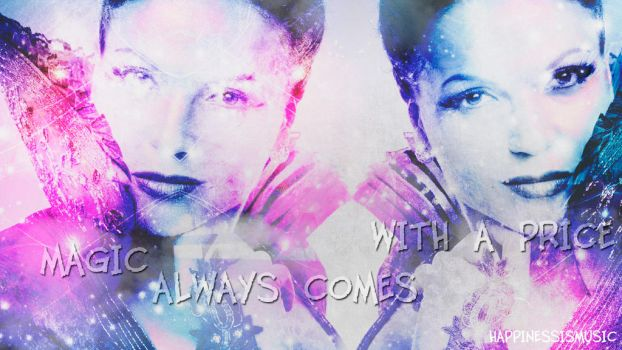 Regina from OUAT by HappinessIsMusic