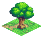 Isometric tree. by TimJonsson