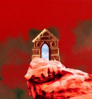 Hell Gate by oldsoulmasquer