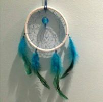 Self-Trust Dream Catcher  (Buyer's Picture) by TheInnerCat
