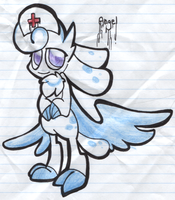 Angel new design by pupom