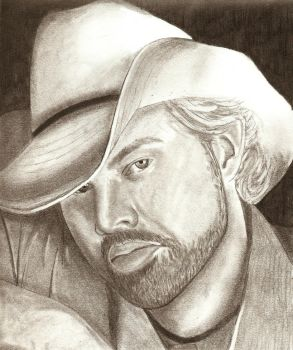 Toby Keith by magentafreak