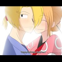 Happy Birthday Sanji by yanacomplicated