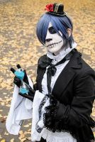 Death Ciel Phantomhive by Catchmewithyourlips