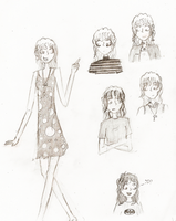 A Page of Morgans by CameoAppearance