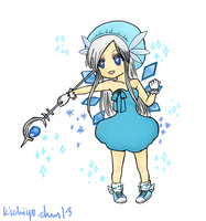 Avi Art : Ice Fairy_Mage by kichiyolovespotatoes